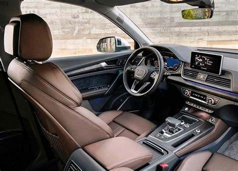 Audi Q5 2020 Interior by 2020 Audi Q5 Facelift Hybrid Specs 2019 2020