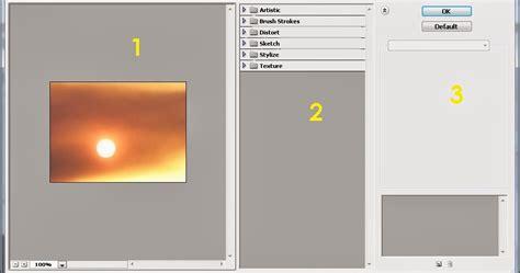fungsi filter pada photoshop untuk pemula fungsi dan jenis jenis filter pada photoshop