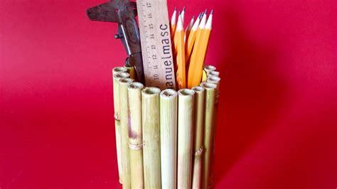 cara membuat kerajinan tangan kapal dari bambu 34 ide kerajinan tangan dari bambu terbaru 2018 dekor rumah