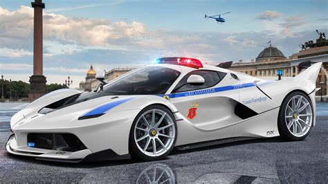 police ferrari ferrari fxx k russian police edition youtube