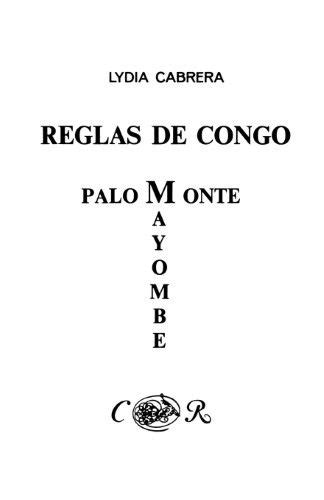 Reglas de Congo/ Palo Monte Mayombe (Coleccibon del