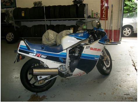 1985 Suzuki Gsxr 750 For Sale In This Condition 1985 Suzuki Gsx R 750 1