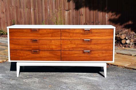 Modern Dresser Plans by Mid Century Modern Dresser Makeover