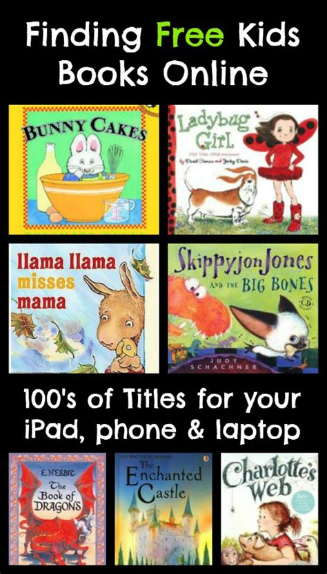free children s books with audio and pictures free books 100 s of titles free