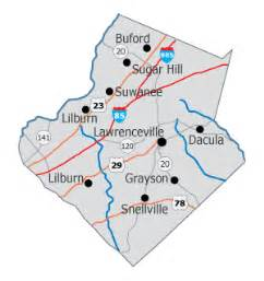 gwinnett county map 301 moved permanently