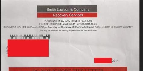 Student Loan Letter Uk Student Loans Company Sent Wonga Style Debt Collection Letters To Graduates Via Fictitious Firm