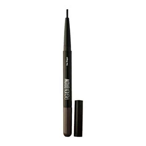 Maybelline Pensil Alis Fashion Brow Duo Shaper maybelline fashion brow duo shaper gray 0 61 g omgtricks
