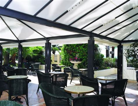 gazebo fisso gazebo in alluminio roomy fisso by ke outdoor design