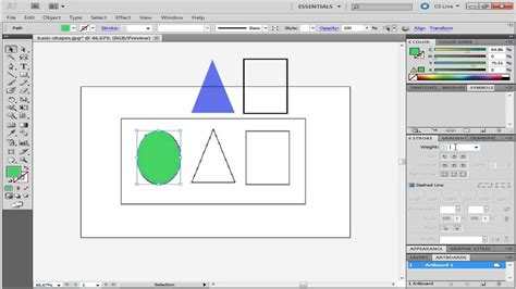quicktips tutorial importing paths from illustrator to the shape builder tool adobe illustrator quick tips
