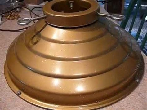 star bell revolving musical xmas tree holder vintage bell revolving musical tree stand