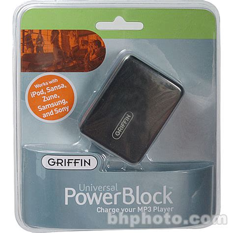 Charger Universal Griffin griffin technology powerblock universal charger 7260