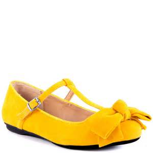 Yellow Shoes Kenny Falken Yellow Microsuede Shoes For