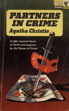 libro partners in crime agatha ah yes detective on hercule poirot miss marple and detective