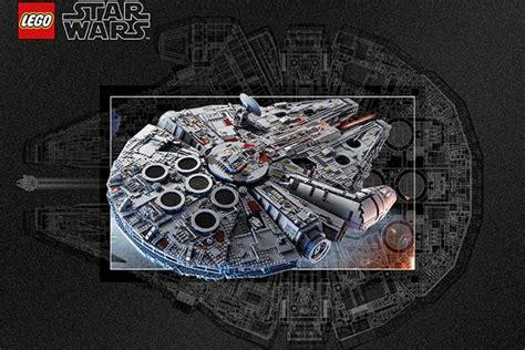 LEGO Star Wars UCS Millennium Falcon 75192 gewinnen