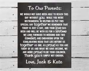 Thank You Letter Parents After Wedding wedding thank you card wording for parents images