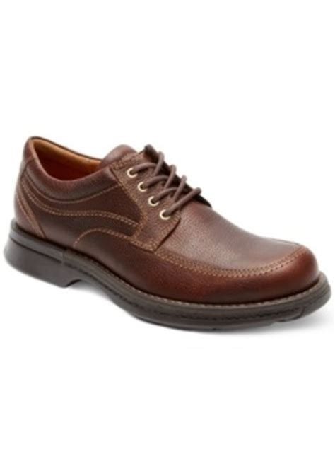 rockport oxford shoes rockport rockport classics revised moc toe oxfords s