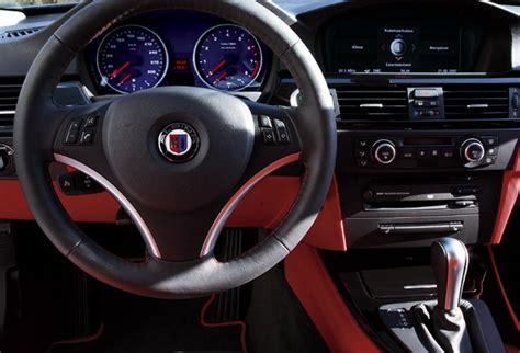Alpina B3 Interior by Bmw Alpina B3 Bi Turbo