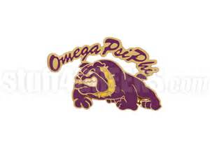 omega psi phi colors omega psi phi 1 quot rocker mascot pin with bulldog color