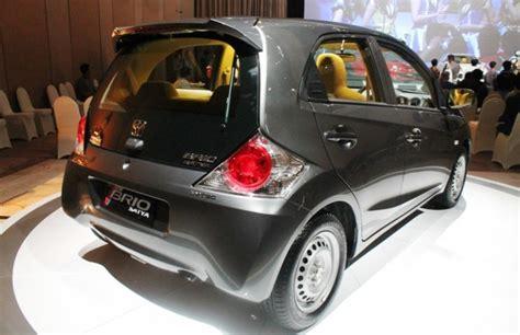 Tv Mobil Brio Satya harga honda brio satya 2014 harga mobil honda auto design tech