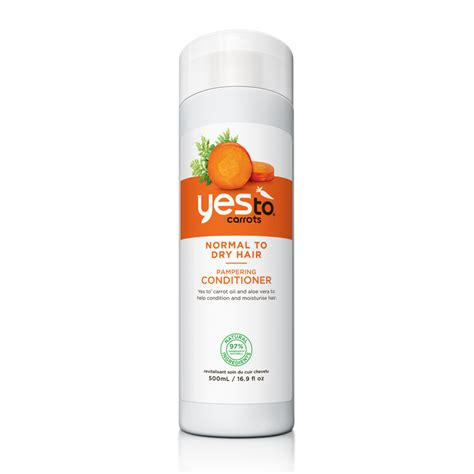 Yes To Carrots by Yes To Carrots Pering Conditioner 500ml Feelunique