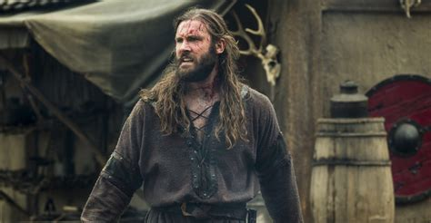 angry rollo clive standen on vikings vikings rollo wallpaper