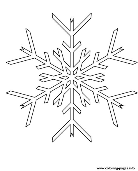 snowflake pattern to color christmas snowflake pattern coloring pages printable