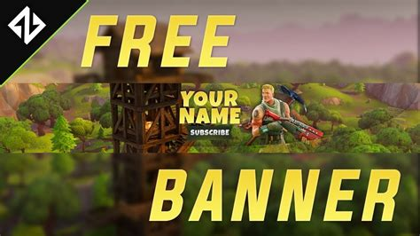 fortnite banner template free fortnite battle royale banner template