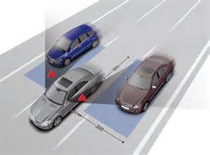 Brake Assistance System In Mercedes Mercedes Tecday Special Feature Attention Assist