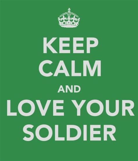 Make Your Own Keep Calm Meme - soldiers keep calm and love and keep calm on pinterest