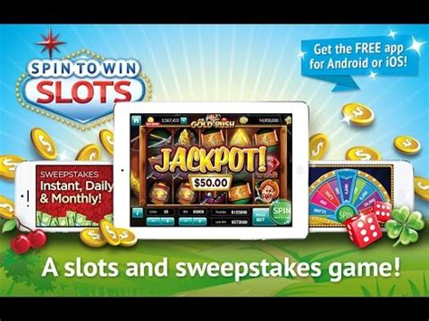 Spintowin Slots And Sweepstakes - spintowin slots casino games fun slot machines android apps on google play