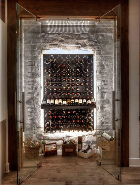 wine cellar glass door 1000 ideas about wine display on wine cellars