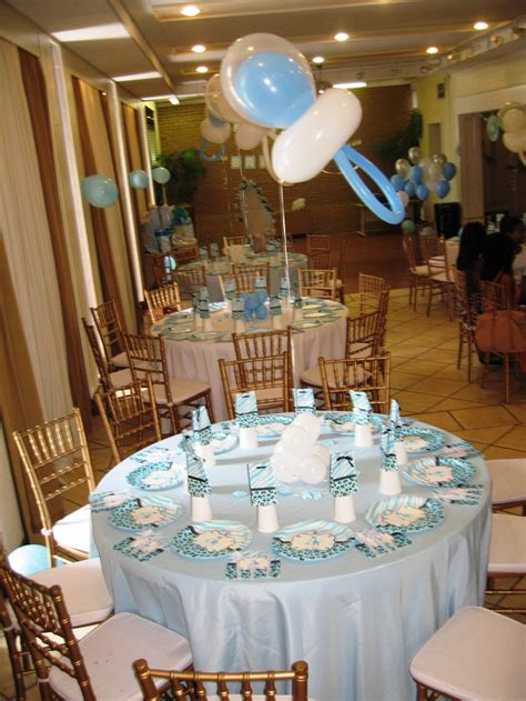 Baby Shower Table by Baby Shower Table Decorations 33