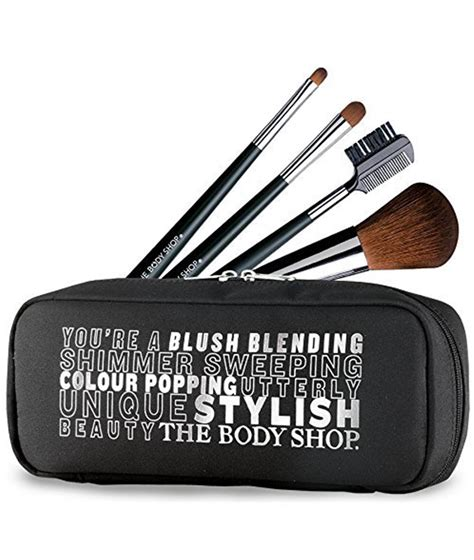 Quen Shop White Brush Sonar shop makeup set vizitmir