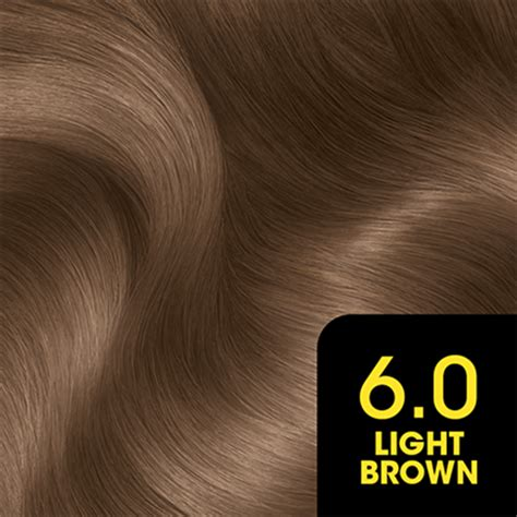garnier olia hair color 6 0 light brown hair dye colour olia garnier