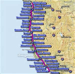 i 5 rest areas california map william shatner wants california to take washington s