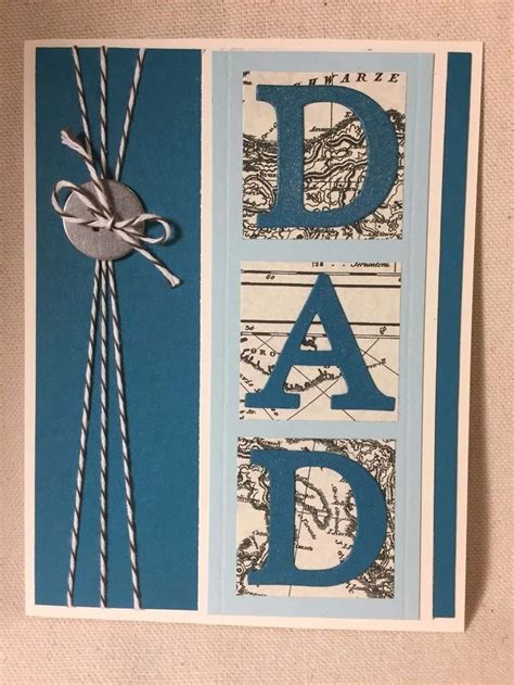 Fathers Day Handmade Cards - 1000 ideas about card on masculine cards