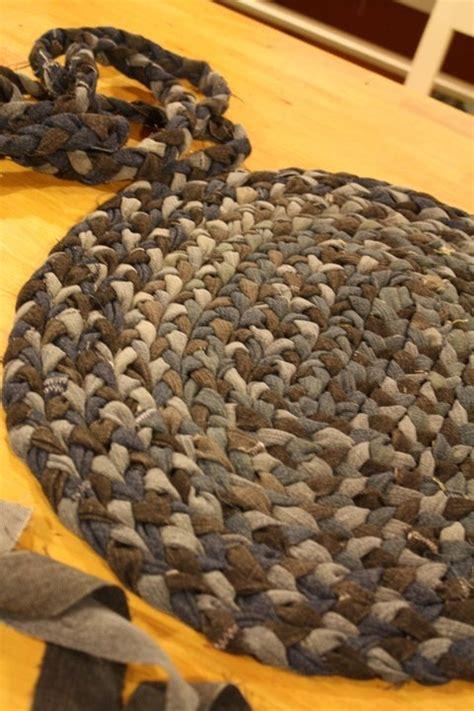 diy braided rug tutorial diy braided rug sewing projects burdastyle