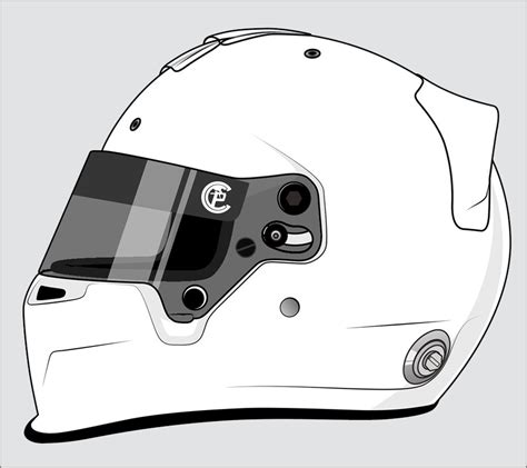 design a cycle helmet template templates crazy custom paint