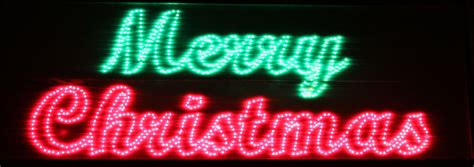 how to make merry christmas lighted sign myideasbedroom com