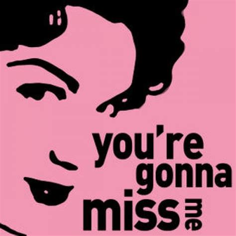 you re gonna me books quotes by connie francis like success