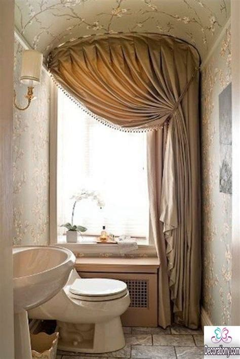bathroom valance ideas amazing bathroom curtains ideas give the place more