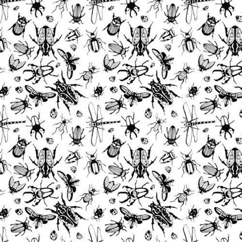 design pattern with c insect pattern design by aron gelineau from our online