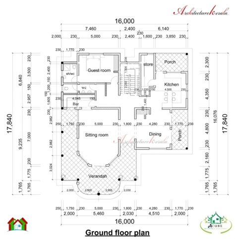 kerala house architecture plans inspiring double storied kerala house plan and elevation architecture kerala kerala