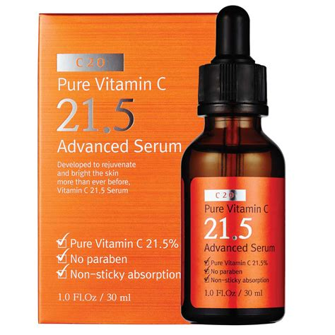 Borong Serum Vitamin C serum vitamin c 21 5 advanced