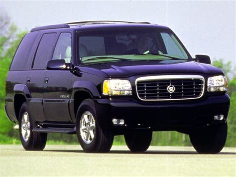 car owners manuals for sale 1999 cadillac escalade parking system 1999 cadillac escalade information