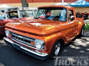 64 ford truck 64 ford f 100 trucks