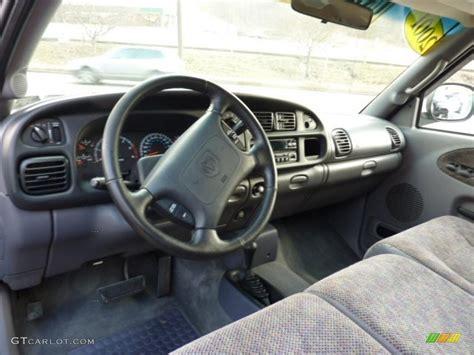 mist gray interior 2001 dodge ram 1500 slt club cab 4x4