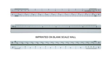 Architectural Scale 28 Images How by Architectural Scale Ruler Ta 6 6 Quot Architectural