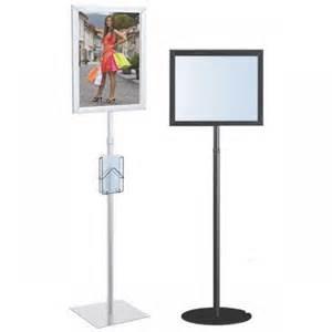 Sign Pedestal pedestal sign frames