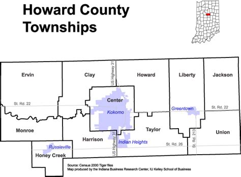 Howard County Indiana Records Howard County Indiana Genealogy Guide